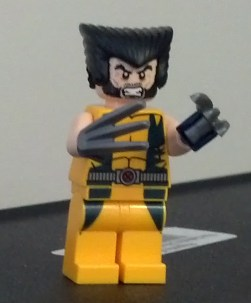 Wolverine Lego character