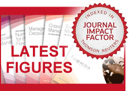 Journal Impact Factor graphic